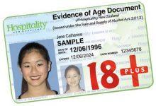 申请新西兰18+身份证明卡