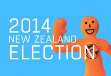 新西兰2014年大选参选党派列表
