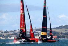 美洲杯帆船赛收官,新西兰队卫冕成功
