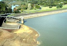 奥克兰水库容量在线数据