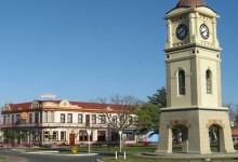 新西兰北岛小镇菲尔丁Feilding