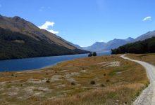 新西兰南岛马弗拉湖 Mavora Lakes