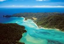 新西兰亚伯塔斯曼国家公园Abel Tasman
