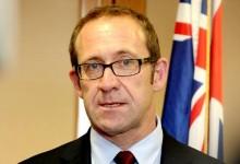 新西兰政治人物安德鲁·里特Andrew Little