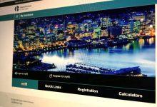 在线申请新西兰税号 IRD Number