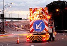 新西兰道路交通安全防撞卡车Attenuator Truck
