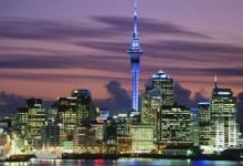 新西兰最大城市奥克兰 Auckland