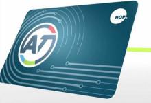 奥克兰公交卡ATHop联程优惠