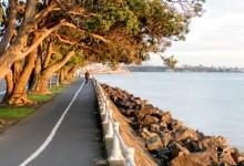 奥克兰自行车骑行经典路线