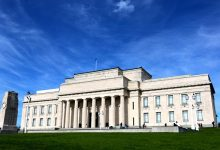 奥克兰博物馆建筑的风格---新古典主义 Neoclassicism