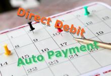 自动付款与直接扣款的区别