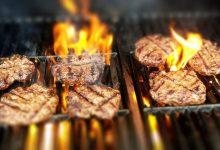 西餐厅中对于食物不同烤制方法的英文