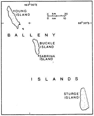 balleny-islands