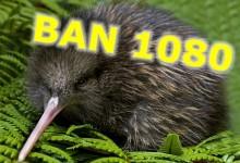 新西兰政党Ban 1080