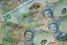 中国大陆兑换新西兰元现钞的银行