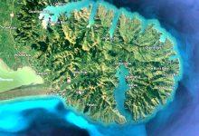 新西兰南岛旅游景点班克斯半岛 Banks Peninsula