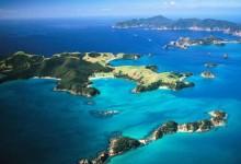 新西兰岛屿湾Bay of Islands