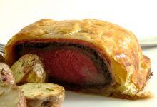 惠灵顿牛排(牛肉) Beef Wellington