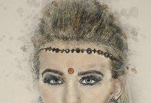 印度人眉心吉祥痣 Bindi