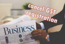 新西兰公司如何取消GST注册
