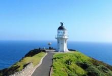 新西兰雷恩加海角灯塔CapeReinga