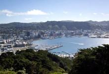 新西兰历史上的三个首都