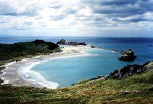 """新西兰北岛""""城堡角""""风景保护区 Castlepoint Scenic Reserve"""