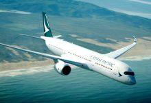 香港国泰航空将开通基督城香港直飞航班