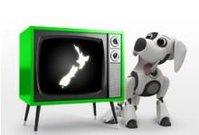 新西兰12月1日电视信号全数字化