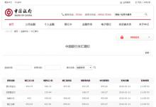 中国大陆银行兑换新西兰元的外汇牌价哪里找?