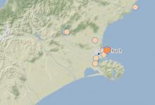 新西兰南岛基督城发生里氏4.1级地震