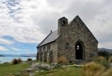 新西兰南岛好牧人教堂Church of the Good Shepherd