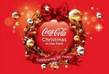 奥克兰可口可乐圣诞音乐会Coca-Cola Christmas in the park
