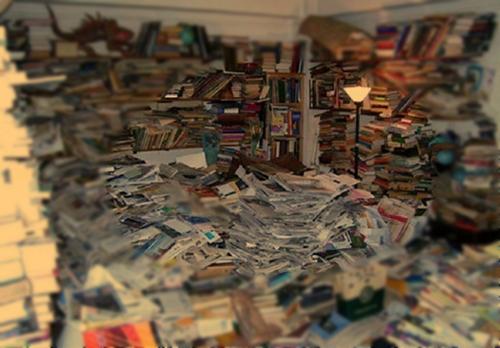 compulsive -hoarding