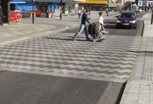 什么是礼让行人路口Courtesy Crossing?