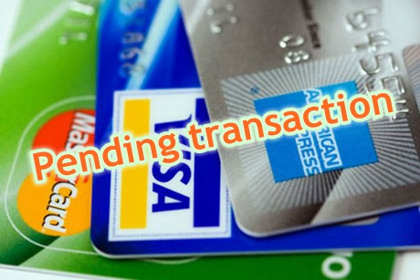 credit-card-pending-transaction