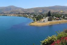 新西兰南岛小镇克伦威尔Cromwell