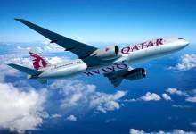 卡塔尔多哈直飞新西兰奥克兰航线