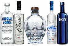 新西兰泡吧常见酒类 伏特加酒 Vodka