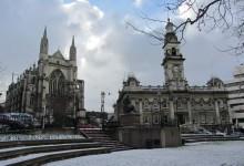 新西兰但尼丁圣保罗天主教堂