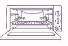 自己动手清理新西兰的家用烤箱