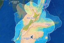 新西兰的专属经济区Exclusive Economic Zones