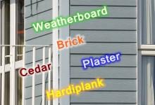 新西兰房屋常见外墙种类