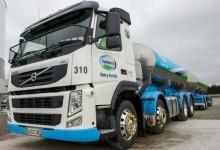 新西兰恒天然牛奶运输卡车Fonterra Tanker
