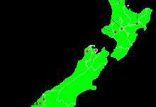 新西兰十条顶级步道New Zealand Great Walks