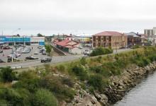 新西兰南岛城镇格雷茅斯Greymouth