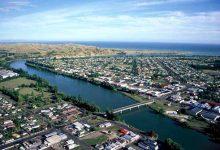 新西兰北岛小镇怀罗阿 Wairoa
