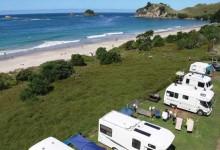 新西兰假日公园的住宿形式