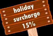 新西兰商家在节日期间收取服务附加费必须告知消费者