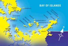 [短百科]岛屿湾 Bay of Islands 有多少个岛?